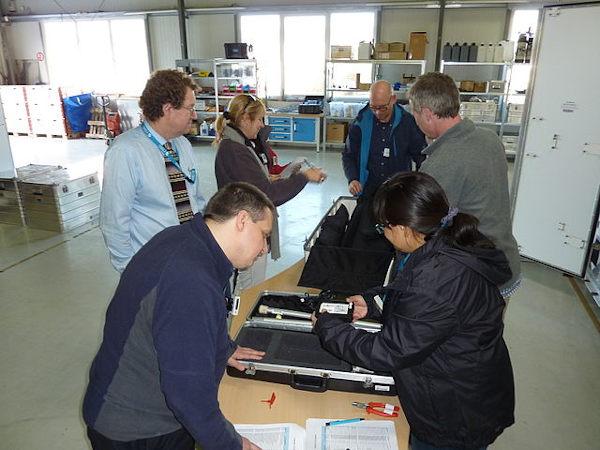 inspekcija fabrike