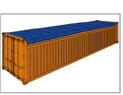 izgled opentop kontejnera
