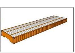izgled platformi kontejnera