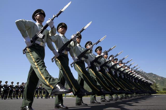Vojna parada u Kini