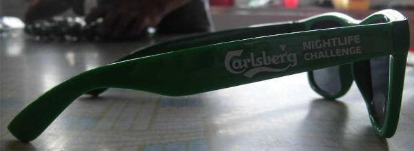 Carlsberg sunglasses s